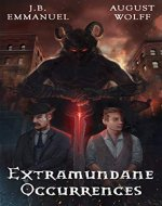 Extramundane Occurrences - Book Cover