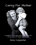 Caring for Mother - Book Cover
