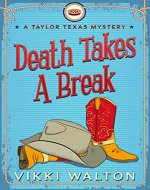 Death Takes a Break - Book Cover