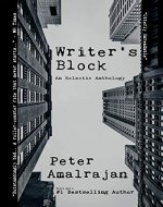 Writer's Block: An Eclectic Anthology - Book Cover