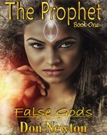 The Prophet: Book One - False Gods - Book Cover