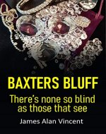 Baxters Bluff - Book Cover