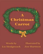 A Christmas Carrot - Book Cover
