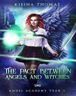The Pact Between Angels and Witches - Book Cover