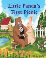 Little Panda's First Picnic - Book Cover