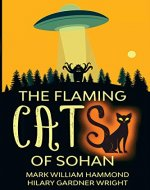 The Flaming Cats of Sohan - Book Cover
