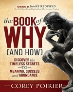 The Book of WHY (and HOW): Discover the Timeless Secrets to Meaning, Success and Abundance - Book Cover