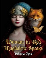 Woman in Red: Magdalene Speaks - Book Cover