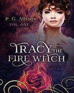 Tracy the Fire Witch - Book Cover