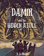 Damir and the Hidden Atoll - Book Cover