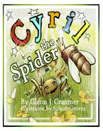 Cyril The Spider - Book Cover