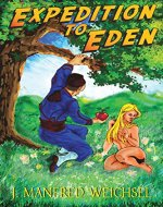 Expedition to Eden - Book Cover