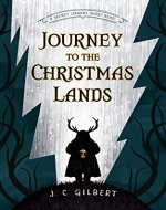 Journey to the Christmas Lands (Secret Library Short Reads, Book 1) - Book Cover