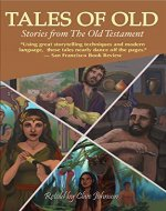 Tales of Old: Stories from The Old Testament - Book Cover