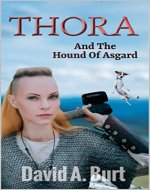 Thora And The Hound Of Asgard - Book Cover