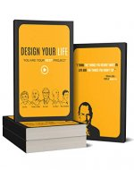 Design Your Life Note Planner 2020: Wheels of life, Color Mode, Daily Notes, 6 Famous Motivation Quotes With Calendar 2020 For Time Management - Book Cover