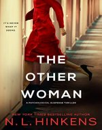 The Other Woman: A psychological suspense thriller - Book Cover