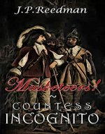 MUSKETEERS!: Countess Incognito - Book Cover