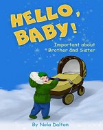 Hello, Baby!: Important about Brother and Sister - Book Cover