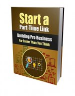 Start a Part-Time Link Building Pro Business - Book Cover