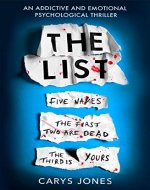 The List - Book Cover
