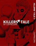 KILLERS' TALE: A tale about a girl who slaughter serial killers. - Book Cover