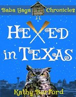 Hexed in Texas - Book Cover
