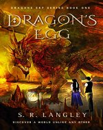 DRAGON'S EGG: Dragon's Erf Series: Book 1 - Book Cover
