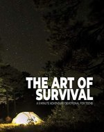 The Art of Survival: A 5 Minute Adventure Devotional for Teens - Book Cover
