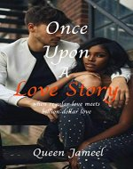 Once upon a love story - Book Cover