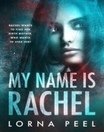 My Name Is Rachel - Book Cover