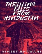 THRILLING TALES OF HINDUSTAN - Book Cover