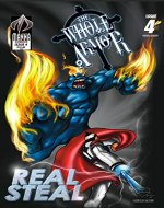 The Whole Armor Of God: Issue 4 Real Steal: How to Defeat a Demon - Book Cover
