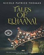 Tales of Elhaanai - Book Cover