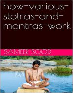 how-various-stotras-and-mantras-work - Book Cover