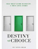 DESTINY OF CHOICE - Book Cover