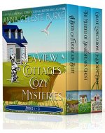 Seaview Cottages Cozy Mystery Series Box Set: Books 1-3 - Book Cover