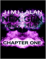 NEX:GEN Trinity Hush: Chapter One - Book Cover