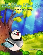 My Baby Blue Jay - Book Cover