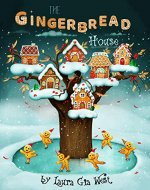 The Gingerbread House - Book Cover