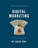 Digital Marketing: A Step Towards Success - Book Cover