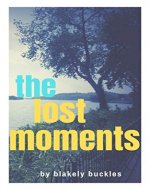The Lost Moments - Book Cover