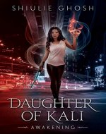 Daughter of Kali: Awakening - Book Cover