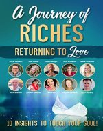 Returning to Love: A Journey of Riches - Book Cover