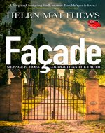 Façade: A dark and gripping family mystery that you won't be able to put down - Book Cover