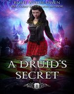 A Druid's Secret (The Olkaster Academy Series) - Book Cover