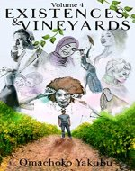 Existences and Vineyards - Book Cover