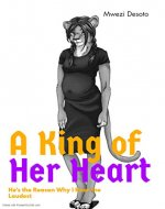A King to Her Heart (L is for Lioness Love Book 1) - Book Cover
