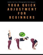Yoga quick alignment for beginners - Book Cover