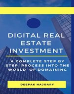 DIGITAL REAL ESTATE INVESTMENT - Book Cover